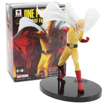 One Punch Man – Saitama Figure (20cm) Action & Toy Figures