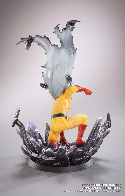 One Punch Man – Saitama Battle Ver. Figure (25cm) Action & Toy Figures