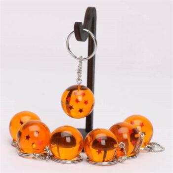 Dragon Ball – 7 Stars Balls Keychains (2 Colors) Keychains