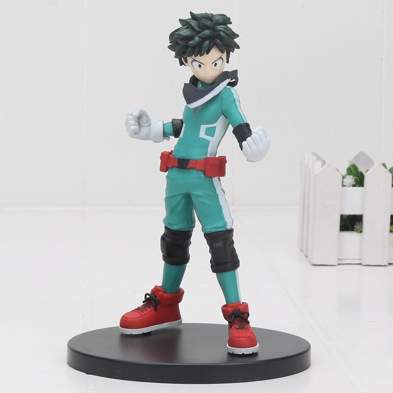 My Hero Academia – Izuku Midoriya and Katsuki Bakugo Action Figures (10-15cm) Action & Toy Figures