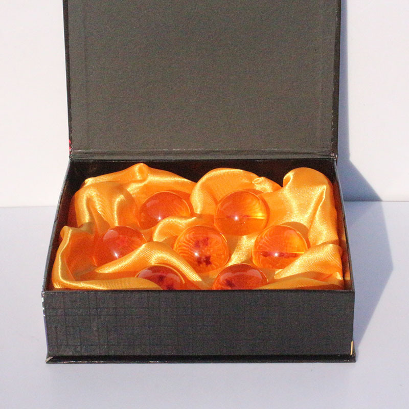 Dragon Ball – 7pcs/set 7 Dragon Balls (3 Sizes) Action & Toy Figures