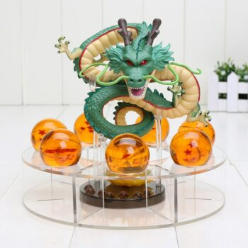 Dragon Ball – Super Shenron and Seven Balls Action Figures (5 Colors) Action & Toy Figures