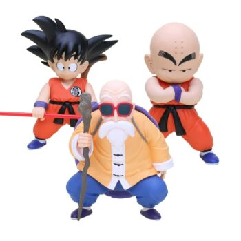 Dragon Ball – 8 Super Cute Characters Action Figures (20cm) Action & Toy Figures