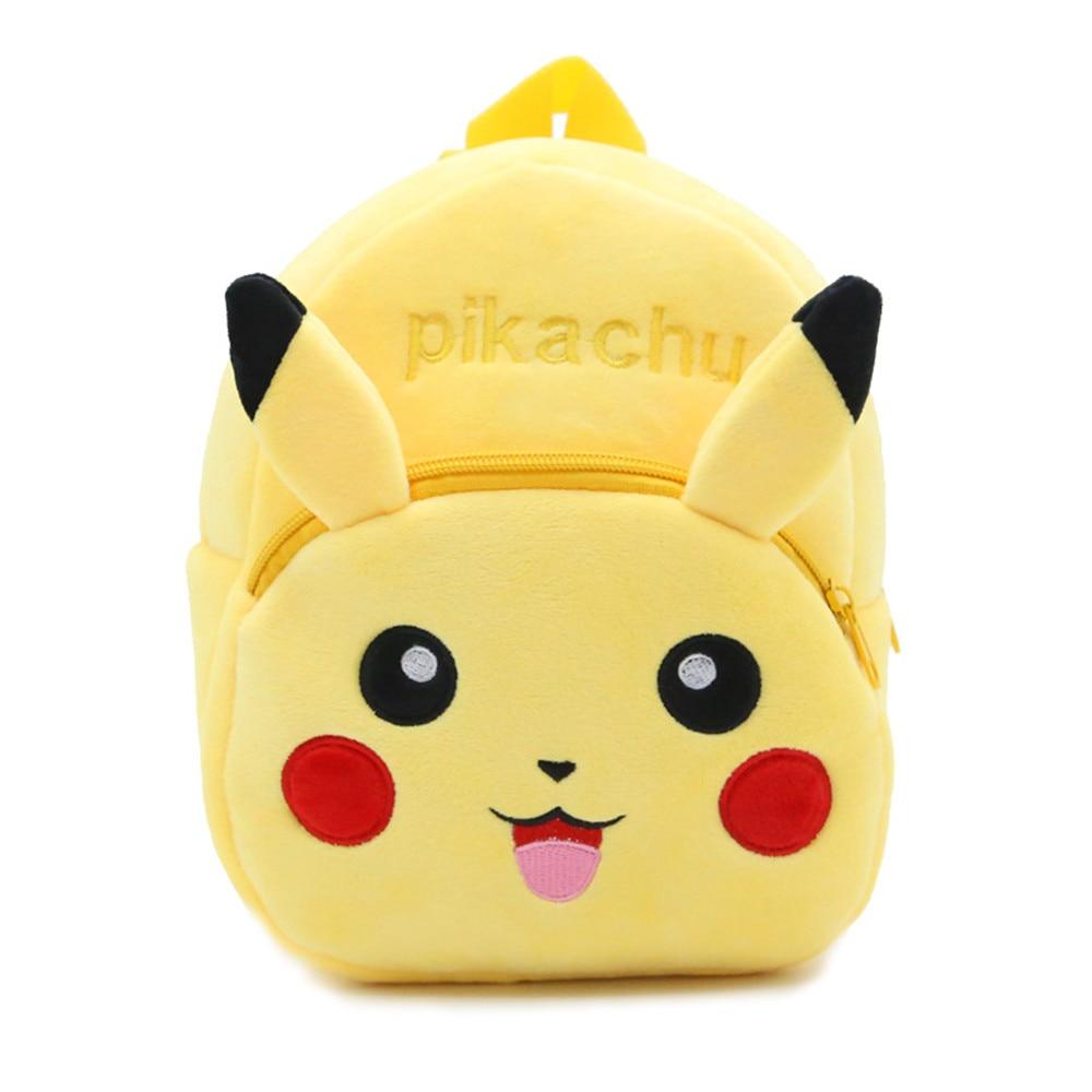 Pokemon – Pikachu Cute Plush Backpack Bags & Backpacks