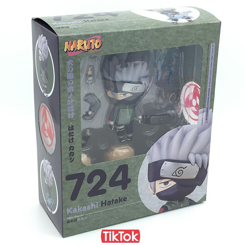 Naruto – Naruto Kyuubi, Uchiha Susanoo, Kakashi Chidori, Sakura katsuyu Action Figures (10cm) Action & Toy Figures