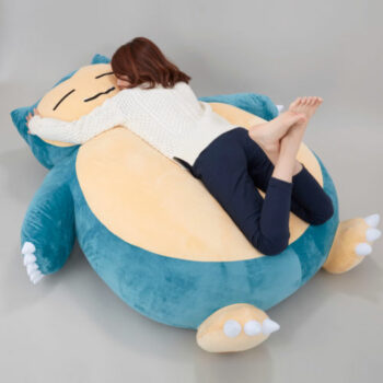 Pokemon – Snorlax Bed Pillow Plush (150cm) Bed & Pillow Covers Dolls & Plushies