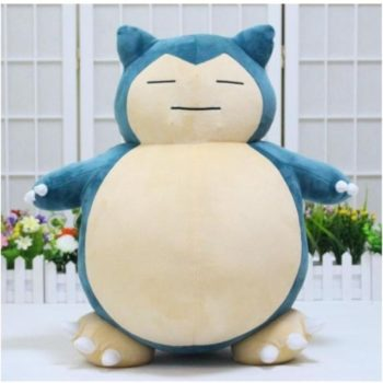 Pokemon – Snorlax Soft Stuffed Plush (30-50cm) Dolls & Plushies