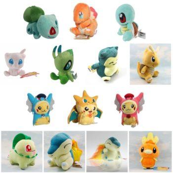 Pokemon – 11 Colorful Beautiful Plushies (15cm) Dolls & Plushies