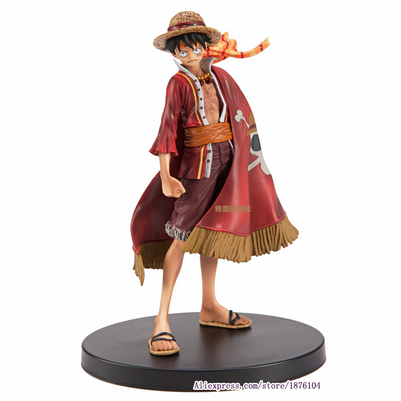 One Piece – Luffy After 2 Years Later Theatrical Edition Action Figure (17cm) Action & Toy Figures
