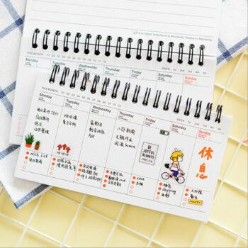 Super Cute Creative Notebook Sketchbook Pens & Books