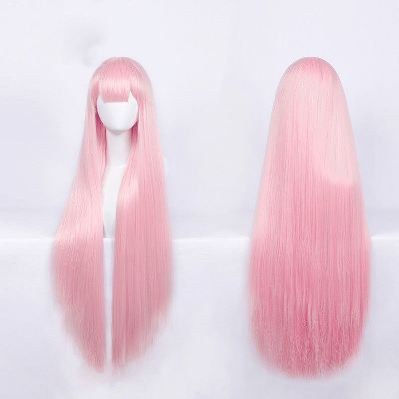 Darling in the Franxx – Zero Two Wig Cosplay & Accessories