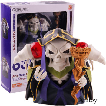Overlord – Ainz Ooal Gown Action Figure (9cm) Action & Toy Figures