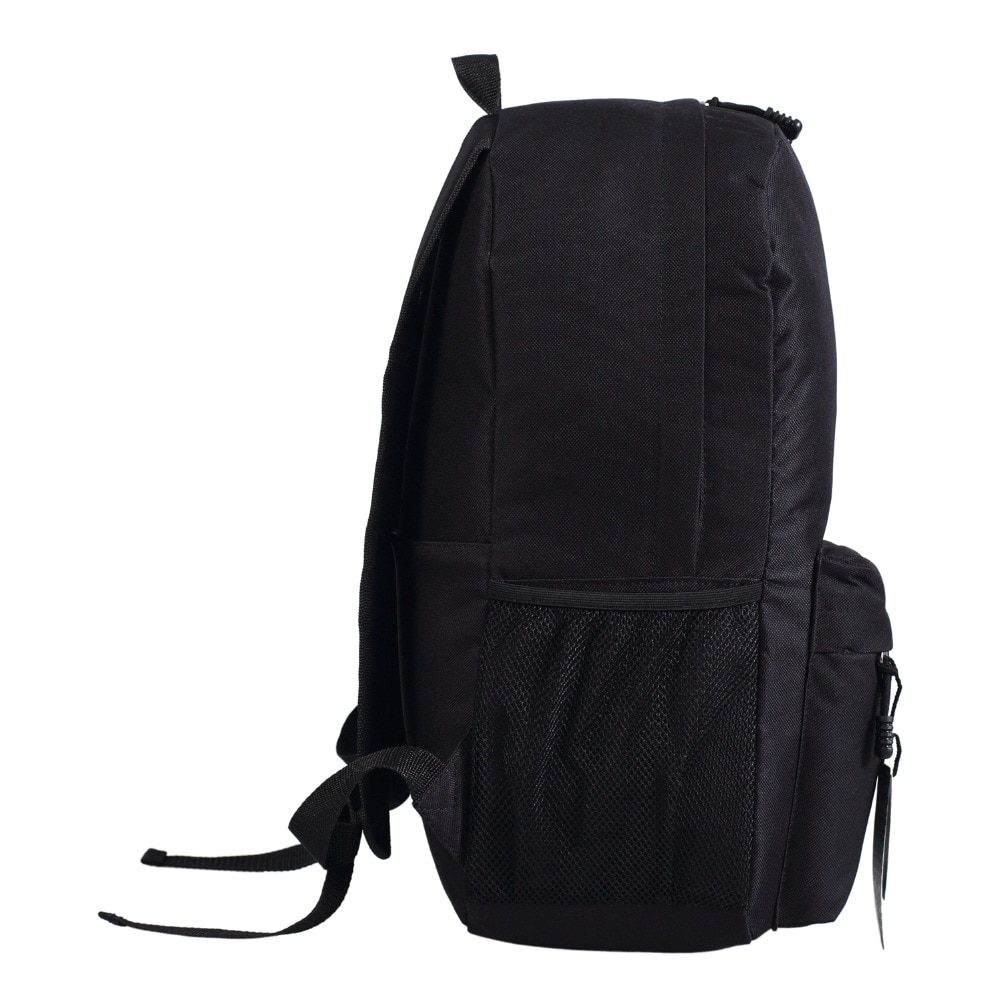 Overlord – Printed Canvas Backpack (2 Colors) Bags & Backpacks