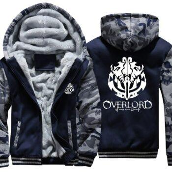 Overlord – Premium Jacket Hoodie (2 Styles) Hoodies & Sweatshirts Jackets & Coats