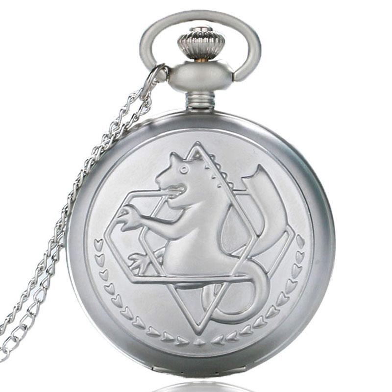 Fullmetal Alchemist – Edward Elric Pocket Watch Watches