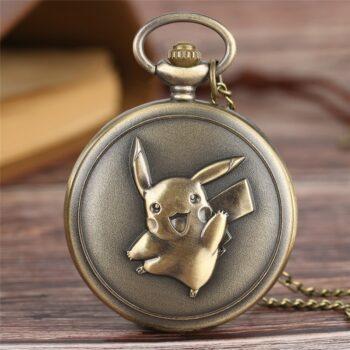 Pokemon – Kawaii Pikachu Pocket Watch Watches