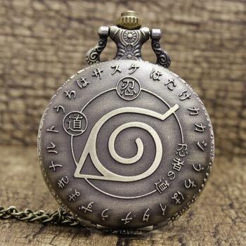 Naruto – Leaf Village Pocket Watch Watches