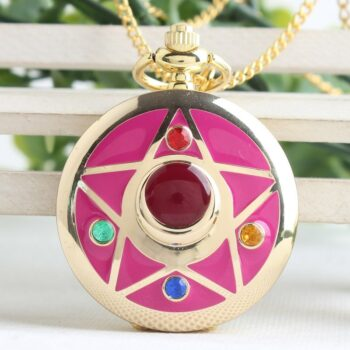 Sailor Moon – Rotating Pocket Watch Watches