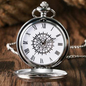 Black Butler – Sebastian Michaelis Pocket Watch Watches