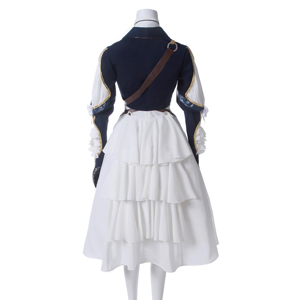 Violet Evergarden – Cosplay Costume Cosplay & Accessories