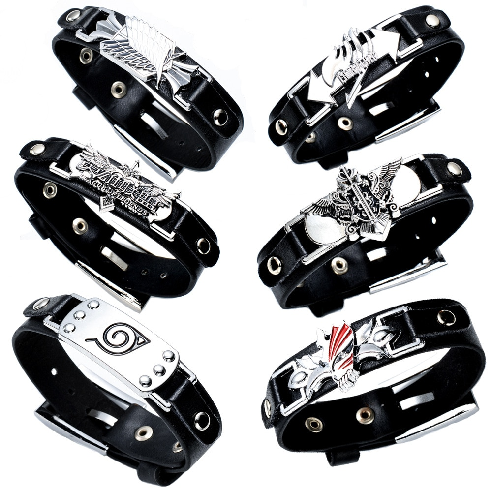 10 Anime Premium Bracelet Bracelets