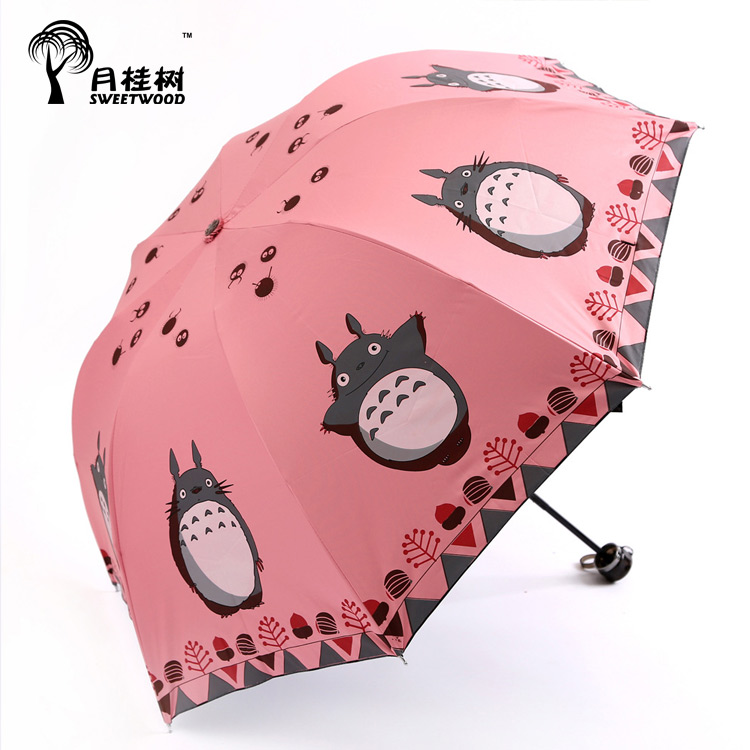 My Neighbor Totoro – Umbrella (5 Colors) Cosplay & Accessories