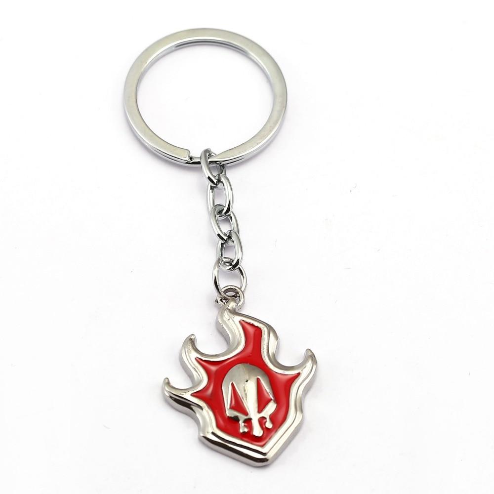 Bleach – Ichigo Kurosaki Mask Keychain Pendant (9 Styles) Keychains Pendants & Necklaces