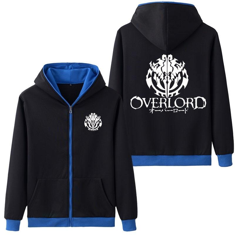 Overlord – Printed Hoodies (5 Colors) Hoodies & Sweatshirts