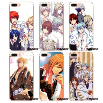 Uta no Prince-sama – Soft Silicone Phone Cases For iPhone Phone Accessories