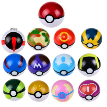 Pokemon – 13pcs/set Master Ball Complete Collection (7cm) Action & Toy Figures