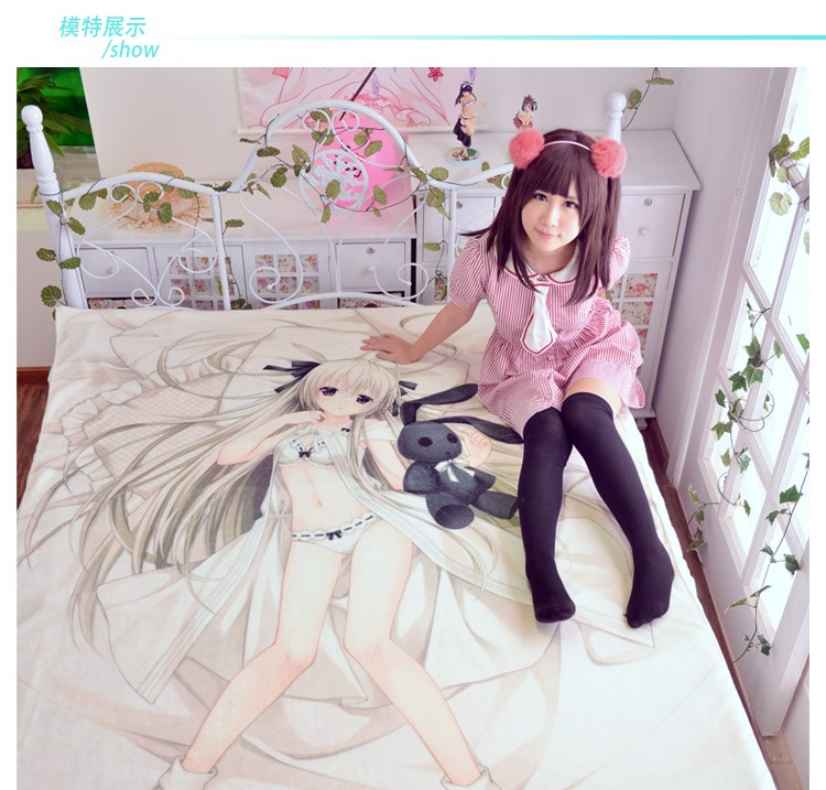 Darling in the Franxx – Zero Two Bed Sheet Bed & Pillow Covers