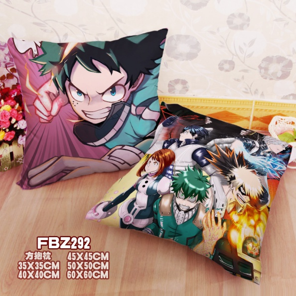 My Hero Academia – Double Sided Pillow Cover (13 Styles) Bed & Pillow Covers