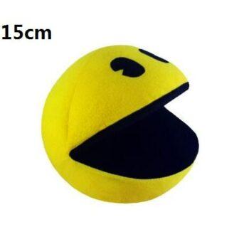 Pacman – Soft Stuffed Plush (15cm) Dolls & Plushies