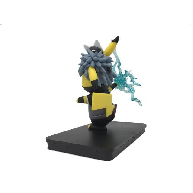 Pokemon – Naruto Kakashi Pikachu Action Figure (15cm) Action & Toy Figures