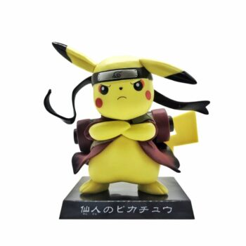 Pokemon – Naruto Pikachu Action Figure (15cm) Action & Toy Figures
