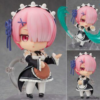 Re:Zero – Chibi Ram Action Figure (10cm) Action & Toy Figures