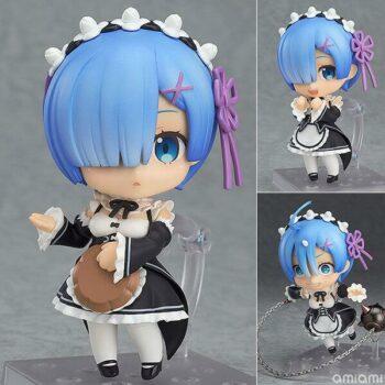 Re:Zero – Chibi Rem Action Figure (10cm) Action & Toy Figures