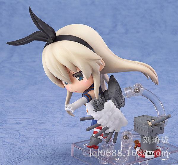 Kantai Collection – Shimakaze Action Figure (10cm) Action & Toy Figures