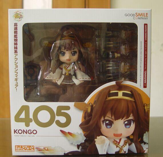 Kantai Collection – Kongou Action Figure (10cm) Action & Toy Figures