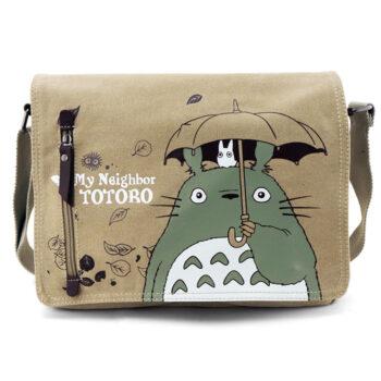 My Neighbor Totoro – Canvas Shoulder Bag Bags & Backpacks