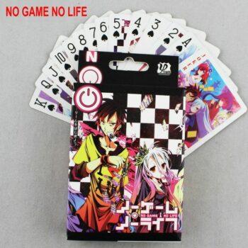 No Game No Life – Poker Cards Games