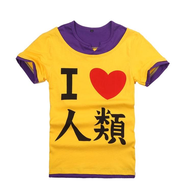 No Game No Life – Sora I Love Humanity T-Shirt and Sweatshirt Hoodies & Sweatshirts T-Shirts & Tank Tops