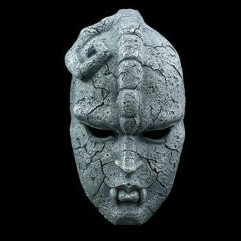 JoJo's Bizarre Adventure – Stone Ghost Mask Cosplay & Accessories