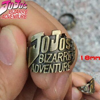 JoJo's Bizarre Adventure – Ring Rings & Earrings