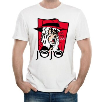 JoJo's Bizarre Adventure – Oh My God T-Shirt (9 Designs) T-Shirts & Tank Tops