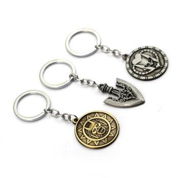 JoJo's Bizarre Adventure – Stone Masks Keychain Pendant (11 Styles) Keychains Pendants & Necklaces