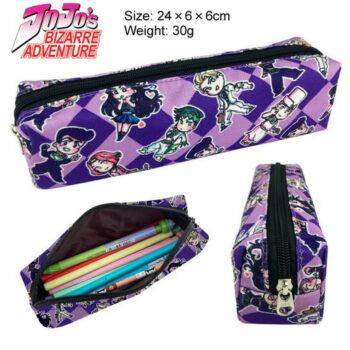JoJo's Bizarre Adventure – Chibi Characters Pencil Bag Pencil Cases
