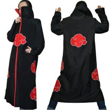Naruto – Akatsuki Cosplay Cloak Cosplay & Accessories
