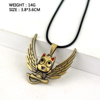 Fairy Tail – Happy Pendant Necklace Pendants & Necklaces