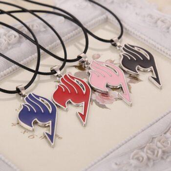 Fairy Tail – Pendant Necklace (4 Colors) Pendants & Necklaces